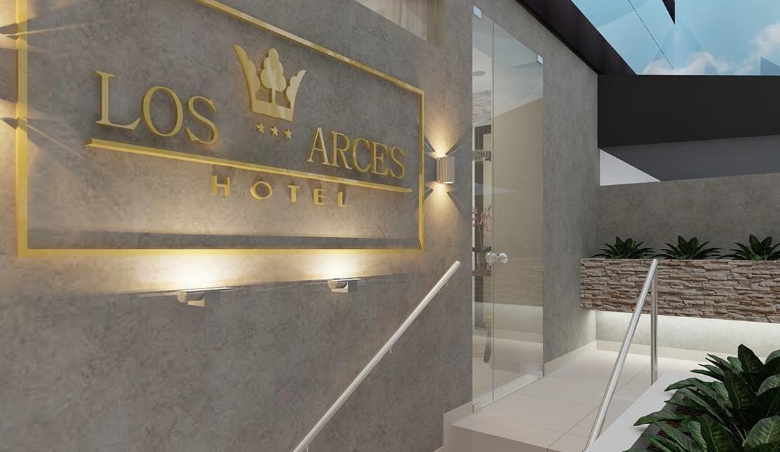 Hotel Los Arces San Luis