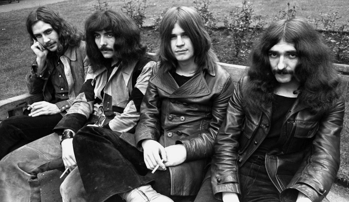 Las mejores bandas de heavy metal - Black Sabbath