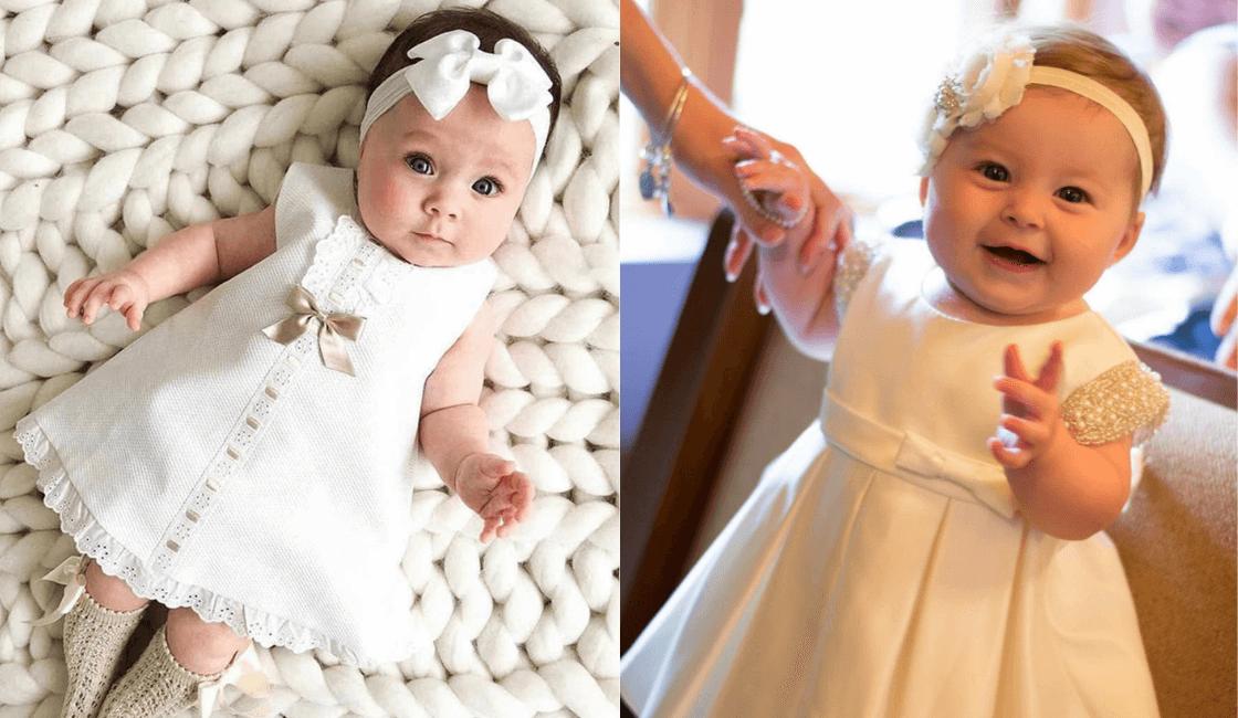 olvida las prendas ajustadas entre las maneras de como vestir a un bebe en verano