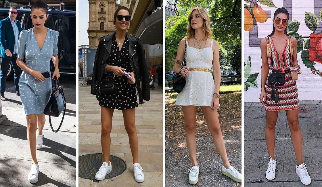 Zapatillas para looks urbanos