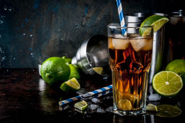 Tragos con alcohol