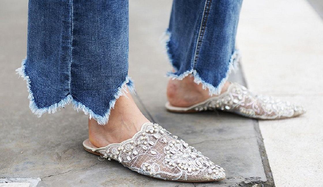Mules, los zapatos más cómodos