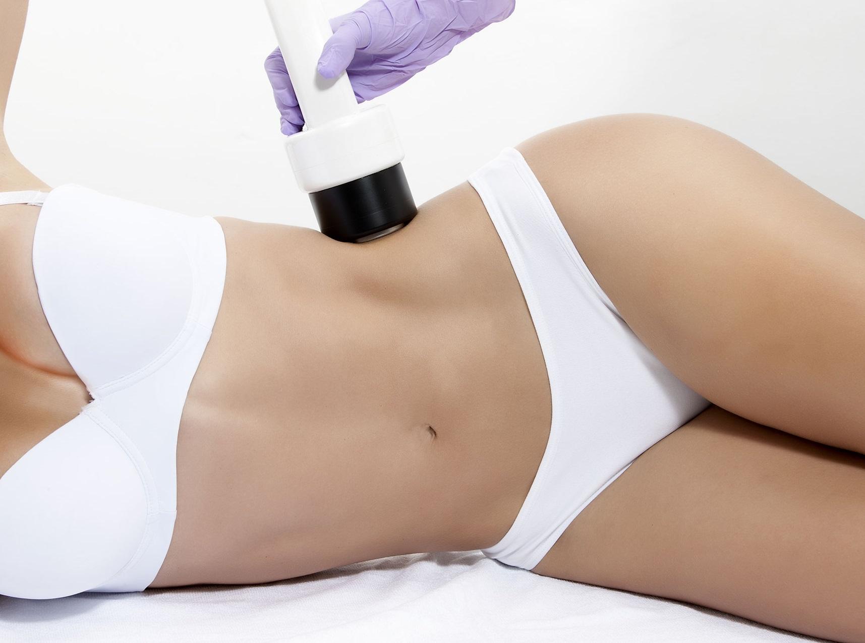 cavitacion entre los tratamientos corporales para eliminar grasa