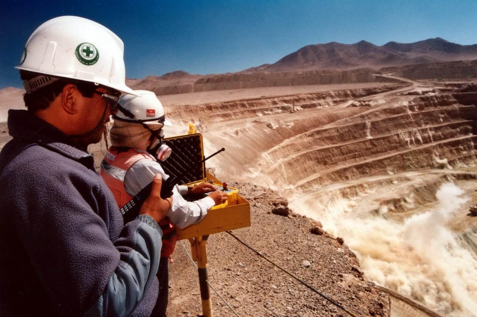 Técnico en Explotación de Minas es una de las carreras técnicas mejor pagadas