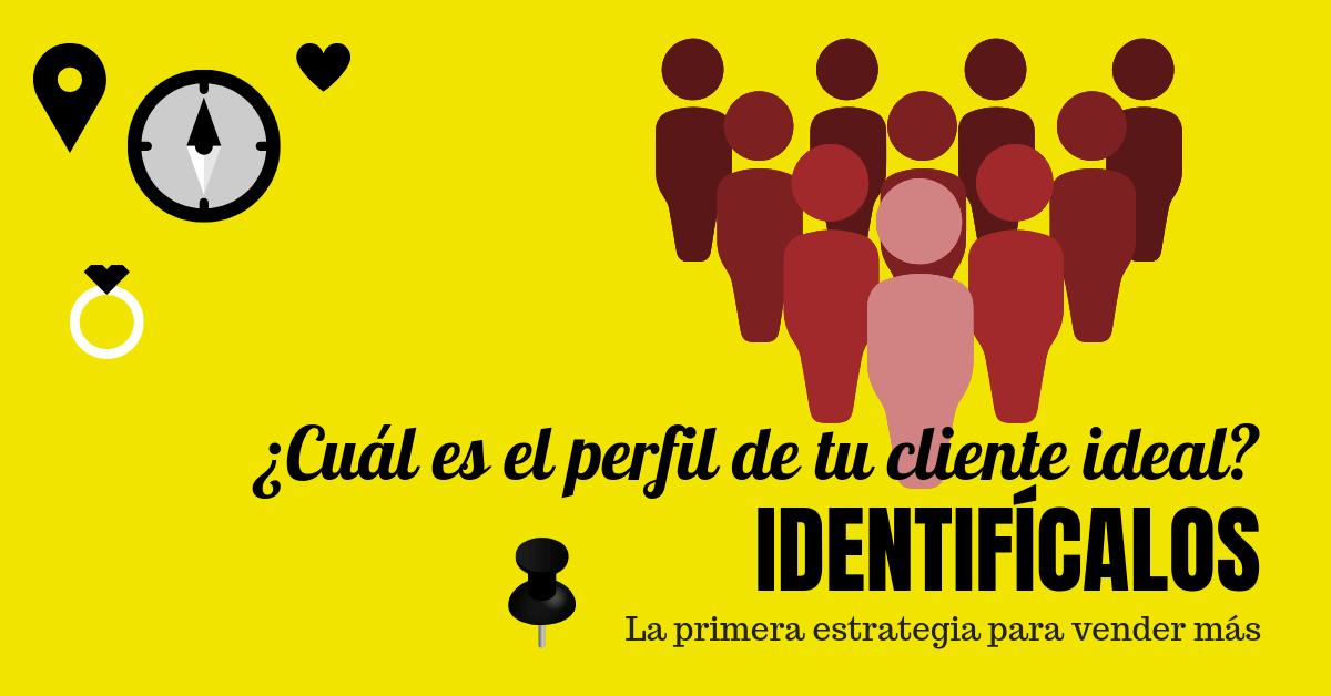 Grupo de personas definidas como cliente ideal o avatar