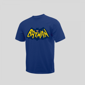 Polo Batman Azul