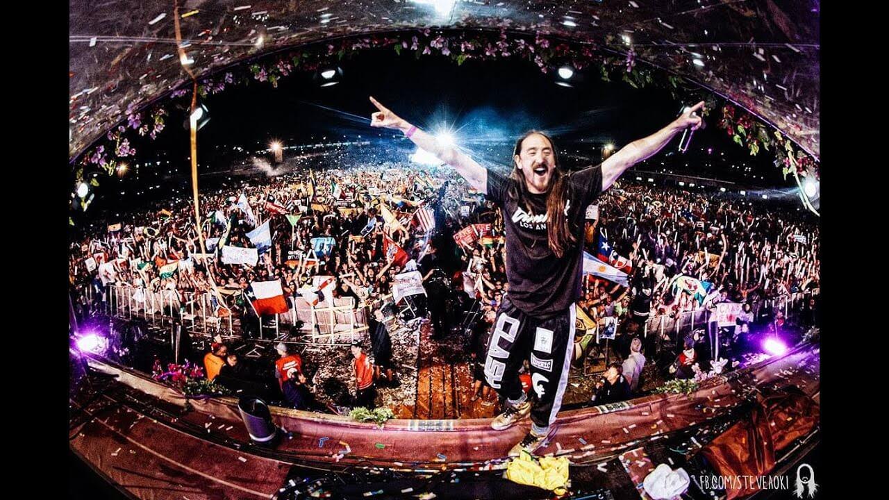 Para ser uno de los DJs mejor pagados del mundo, hay que brindar un espectáculo único.