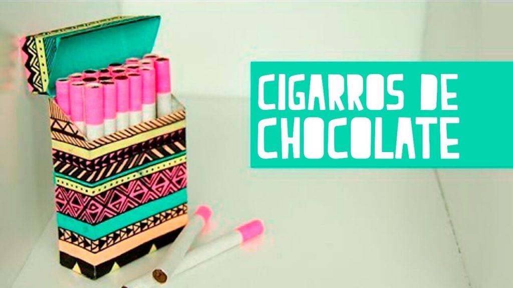 Cajetilla de cigarros personalizados