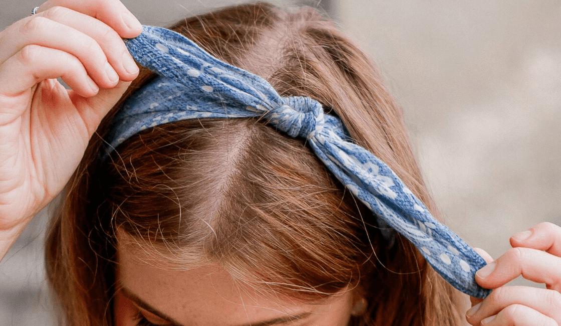 pañuelos entre los accesorios de moda