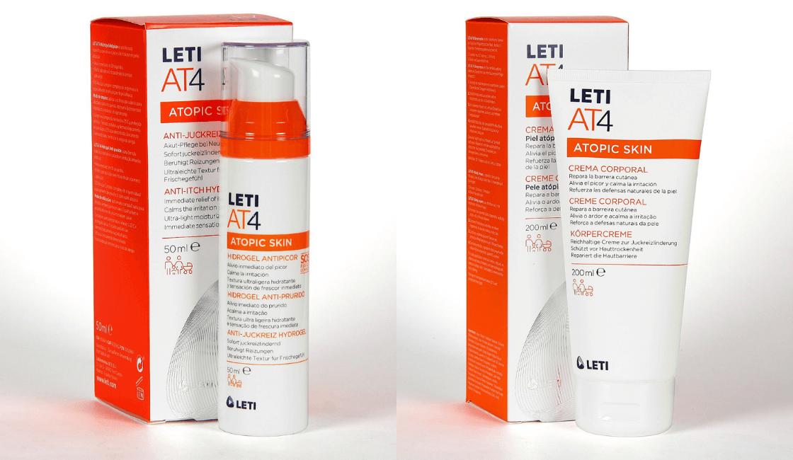 letiat4 entre las marcas dermocosméticas