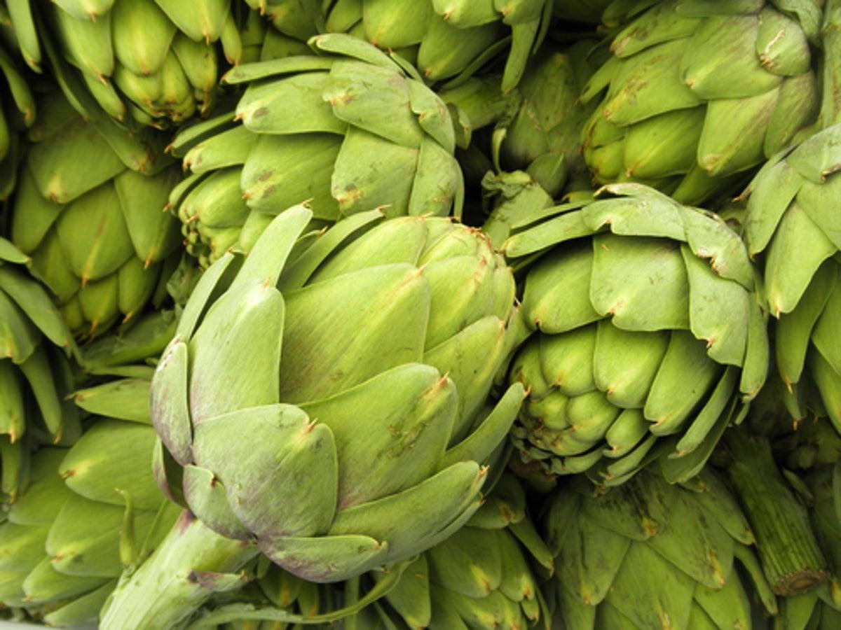Alcachofa fresca
