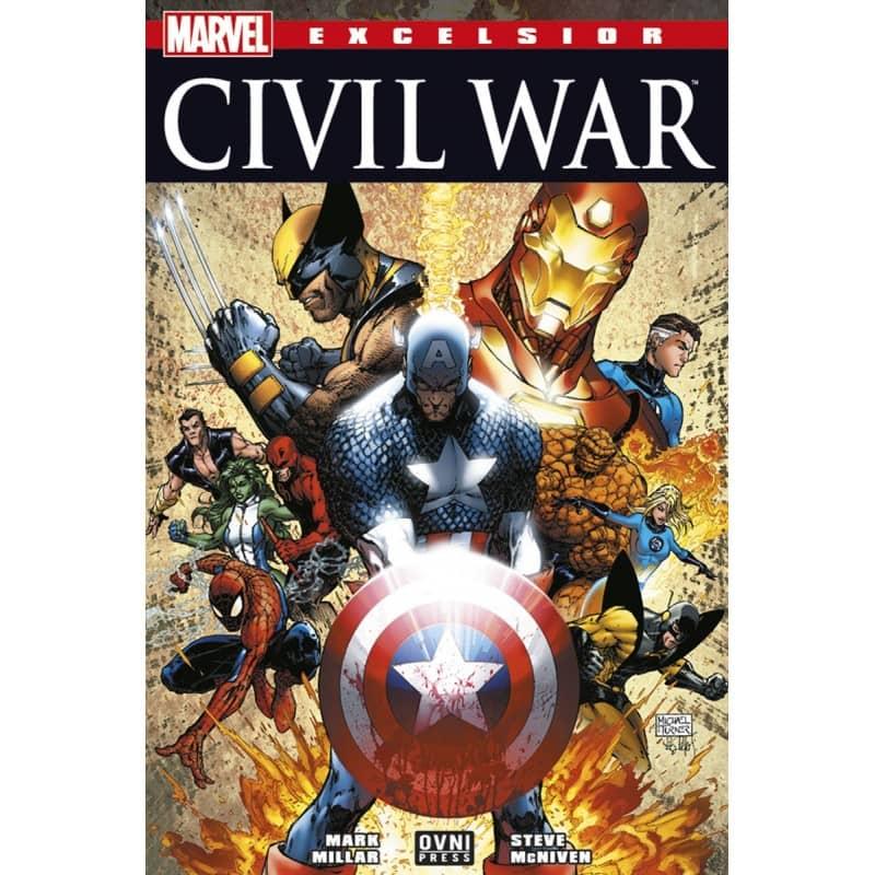 Cómic Civil War
