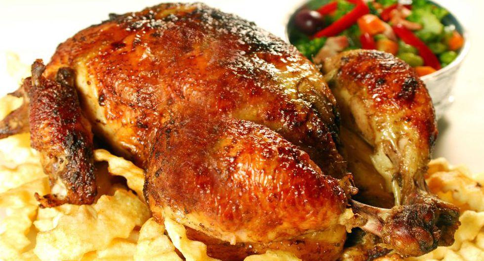 Pollo a la brasa para negocio