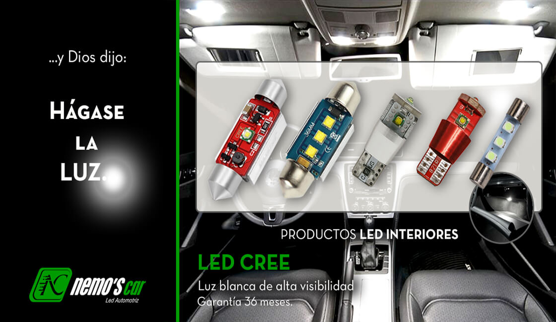 Producto Cree Iluminación Interior
