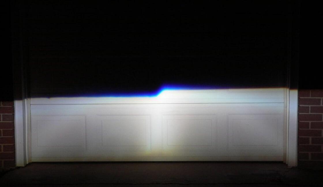 La Luz debe estar a 45 centímetros de altura