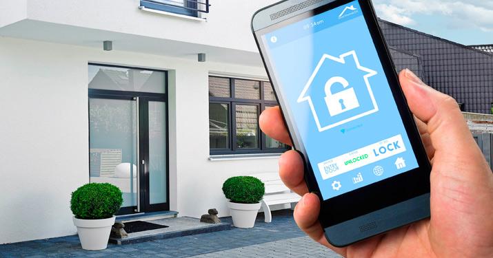 cuente con una alarma contra intrusos entre las formas de evitar robos