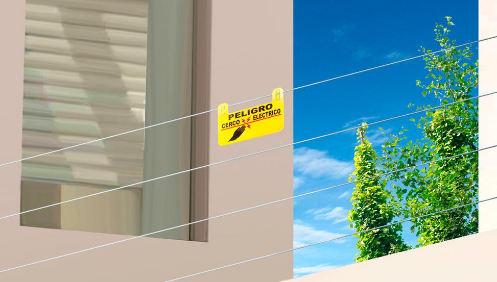 seguridad perimetral entre las medidas necesarias para cuidar su casa