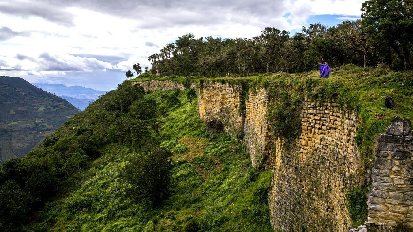 chachapoyas kuelap vista panoramica
