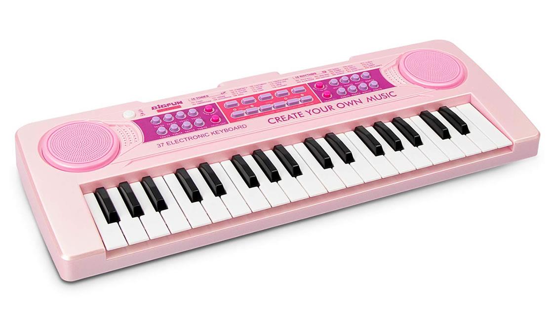 piano digital para niños