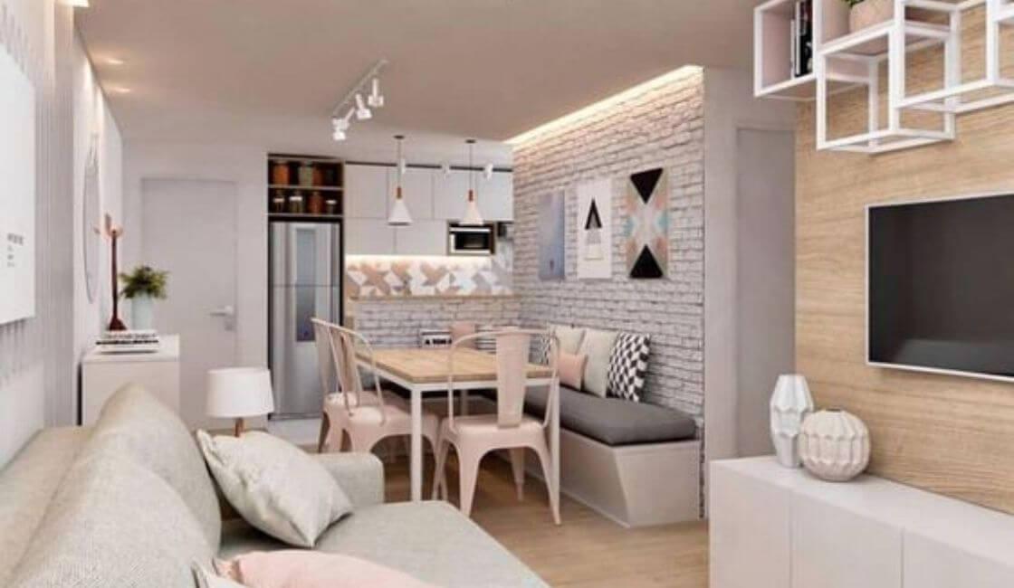 Iluminación en casas pequeñas