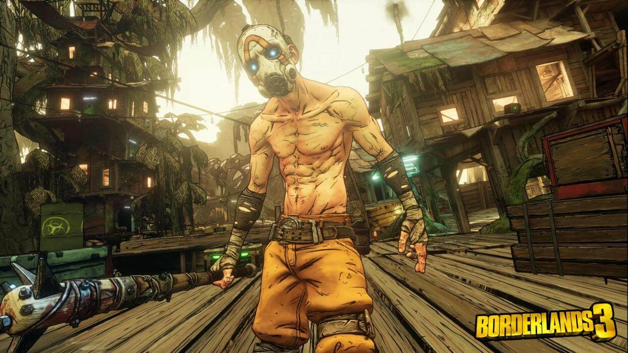 Mob de Borderlands 3