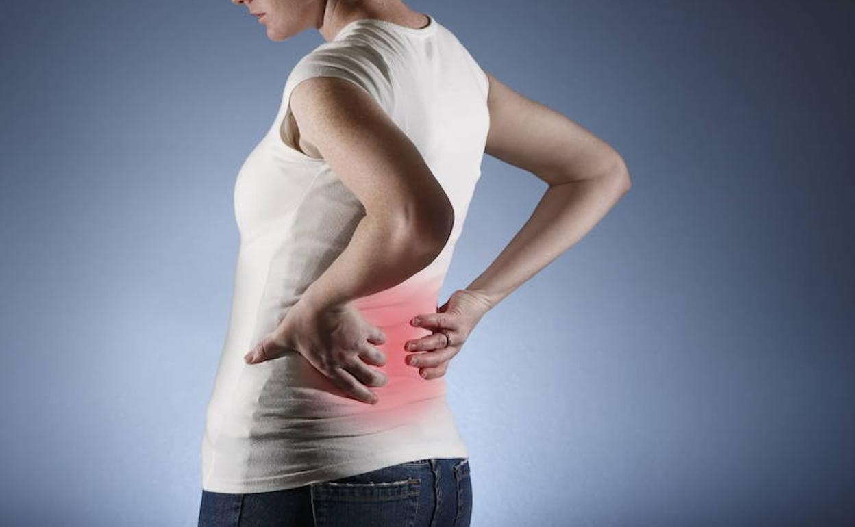 Disfución visceral y dolor de espalda