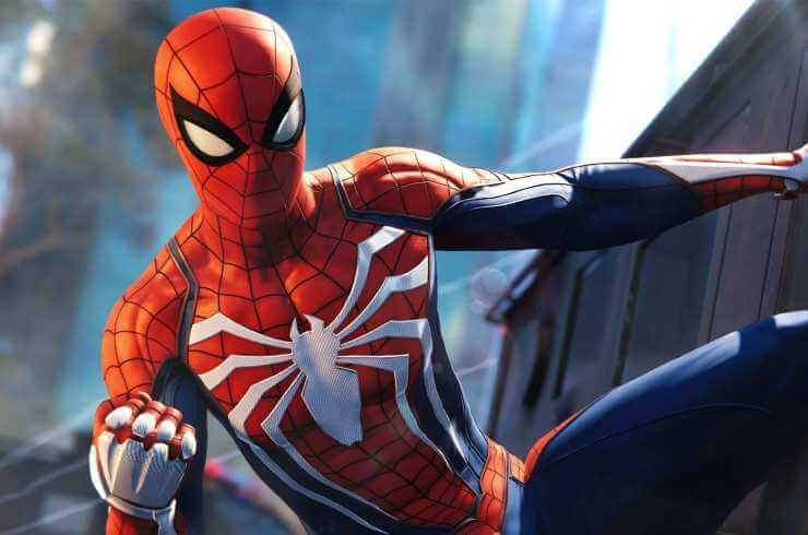 Spiderman, Marvel´s Spiderman ps4