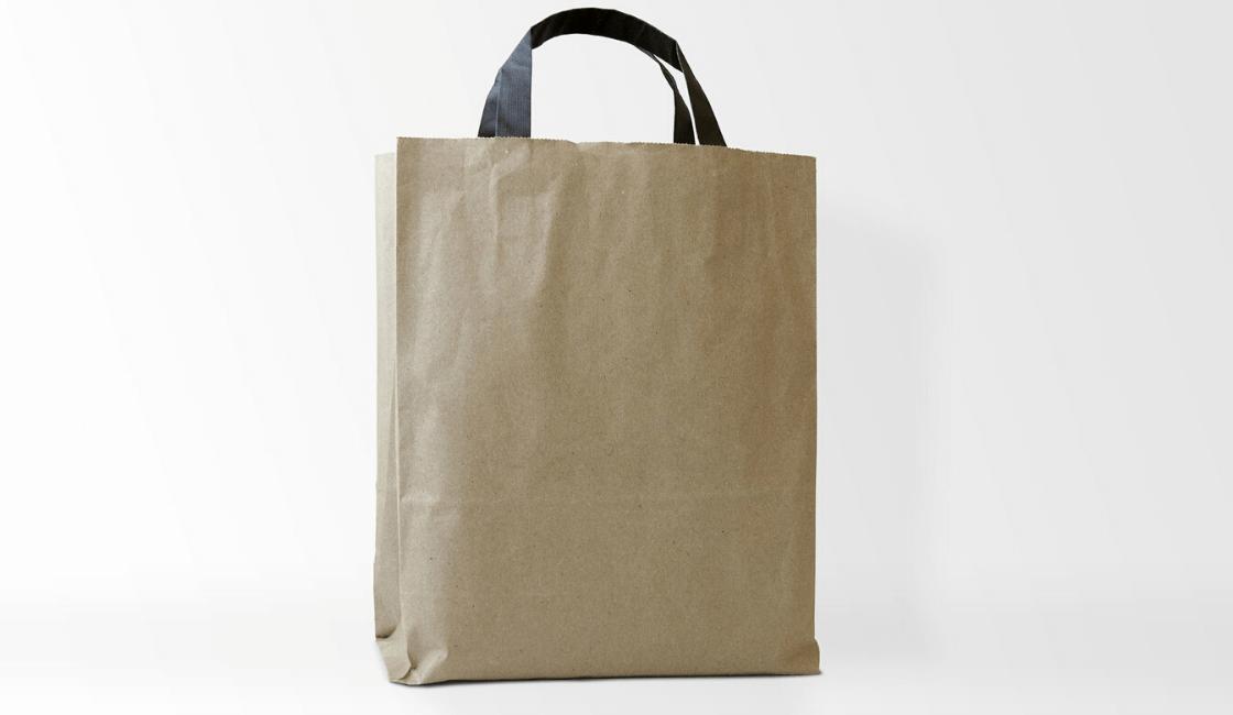 Bolsa de papel ecológica
