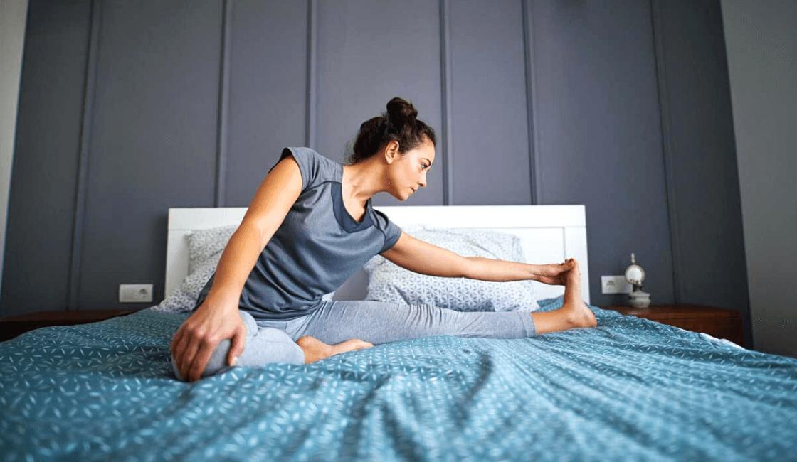 3. Ejercicios de relajación para dormir mejor