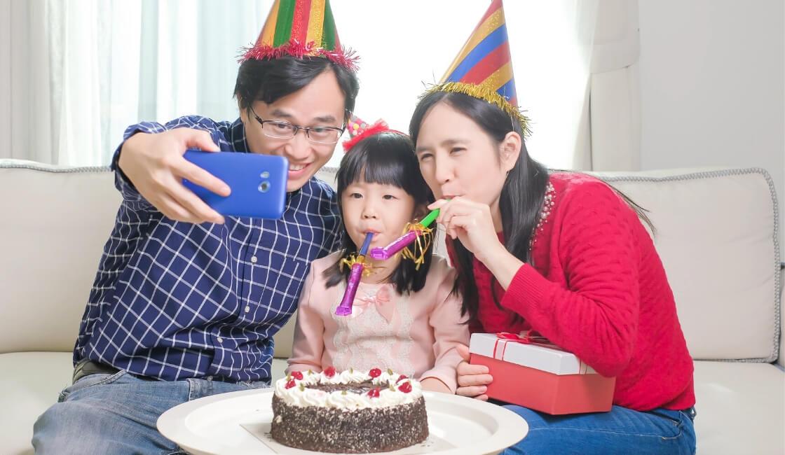 Paso 9: tome fotos divertidas como parte de las fiestas infantiles