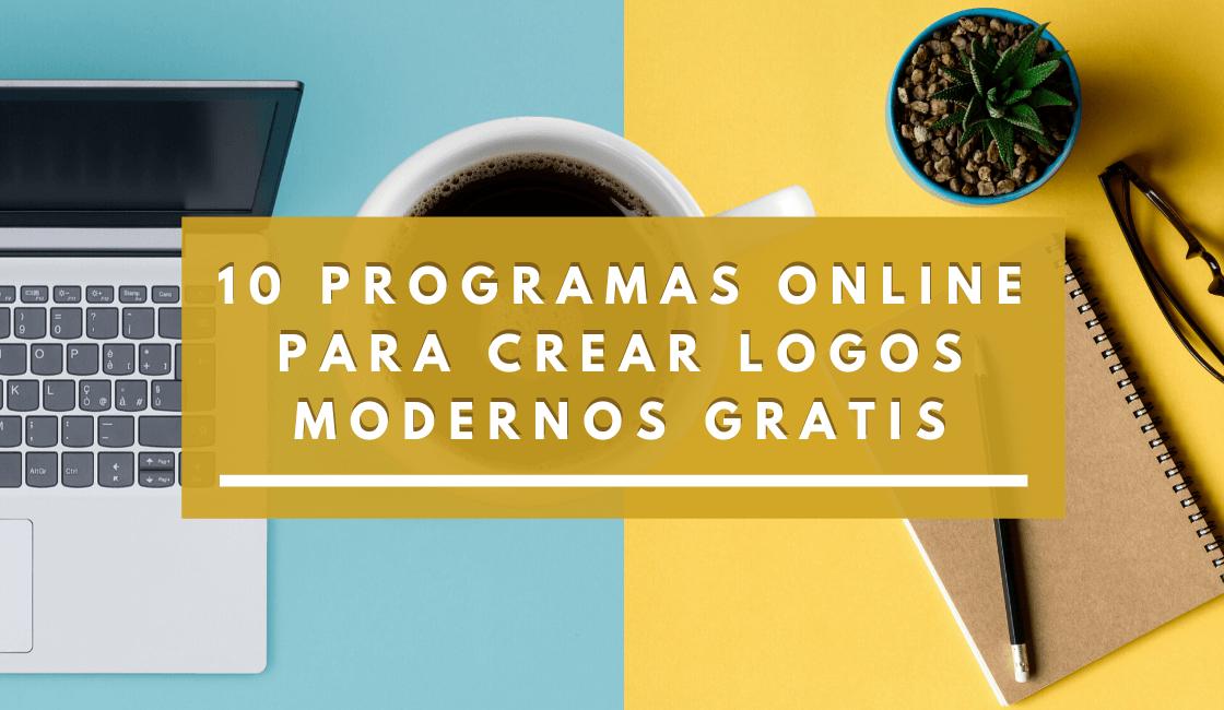 10 programas online para crear logos modernos gratis