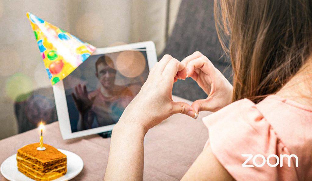 Cómo hacer una fiesta virtual en Zoom creativa y divertida