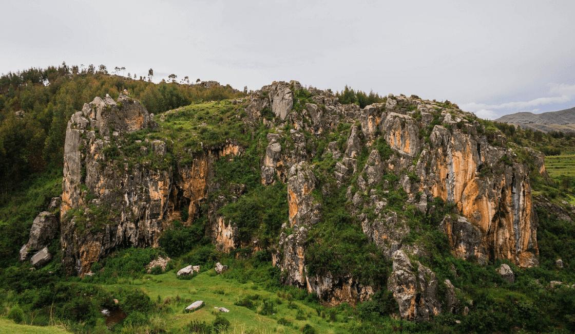 Tres Cañones de Sukuytambo
