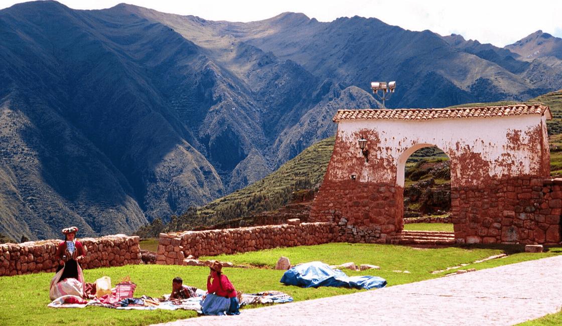 Pueblo de Chinchero