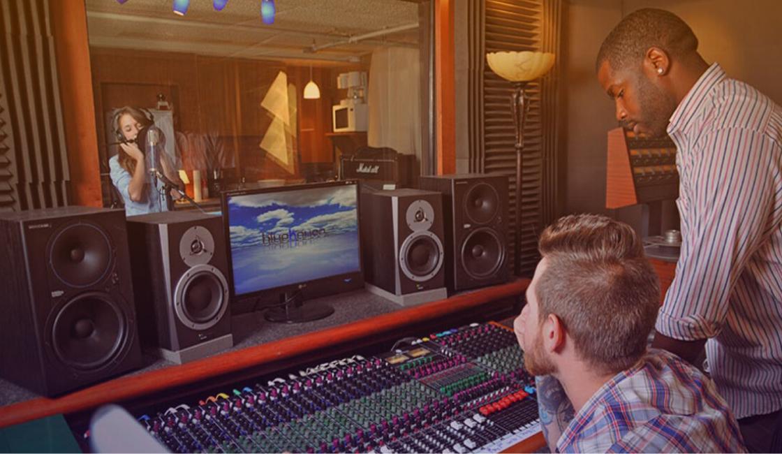 Grabación de un audio profesional en casa