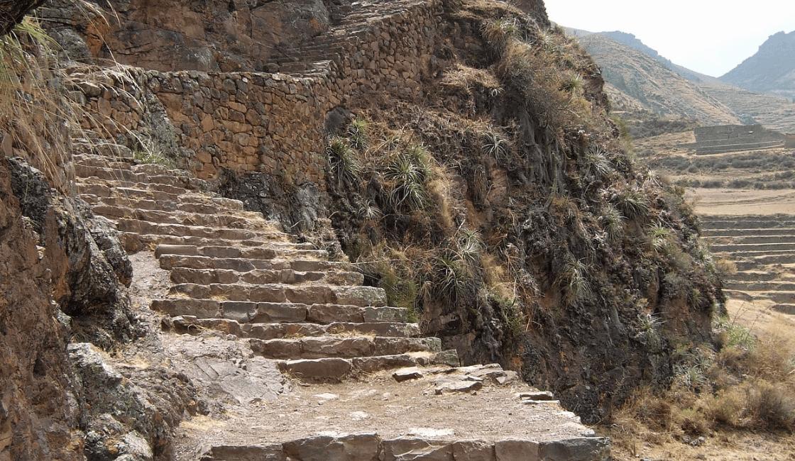 Ruinas Ollantaytambo