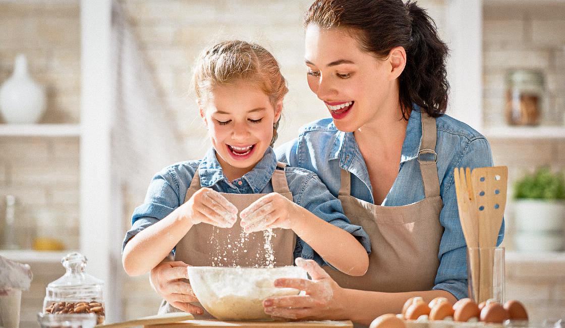 Prepara una rica torta de cumpleaños en casa