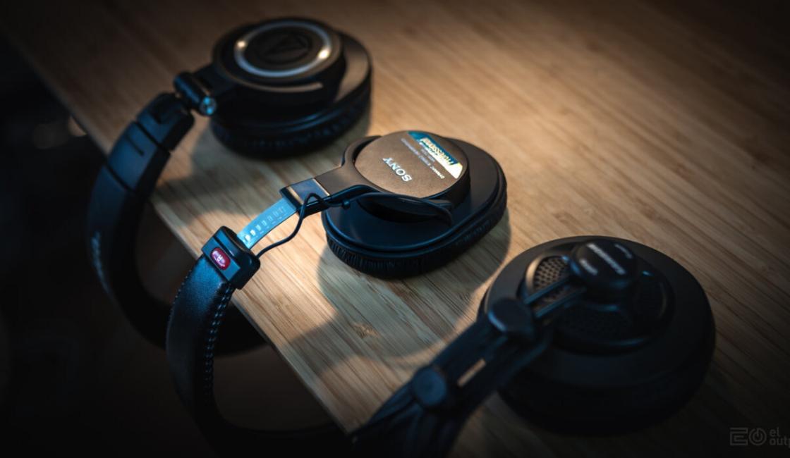auriculares de estudio para Grabar en casa