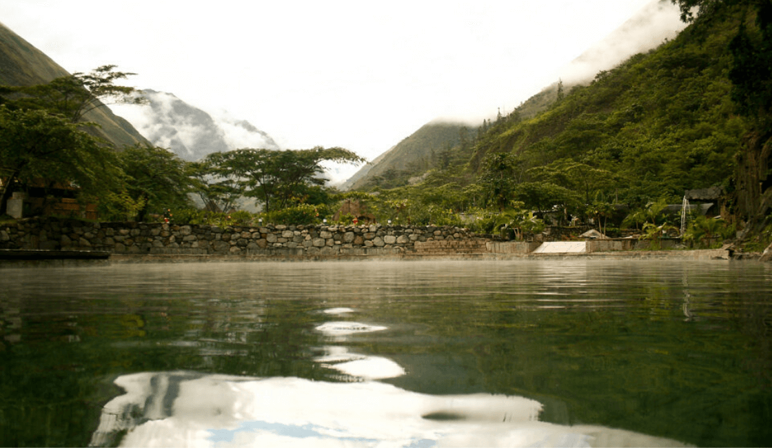 Aguas Termales de Colcamayo