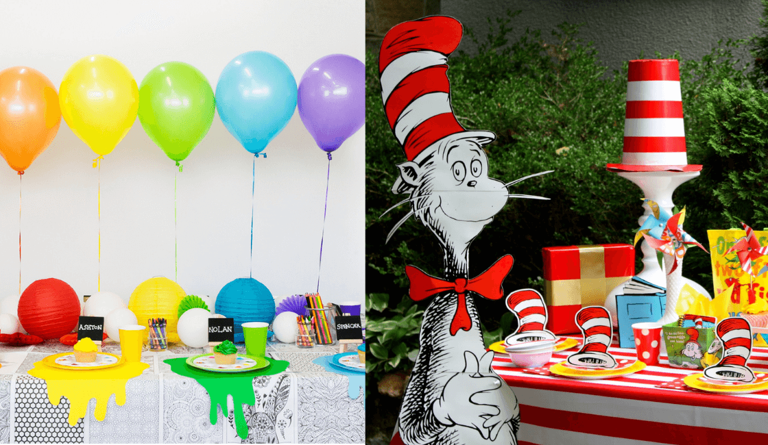 tematica de fiestas infantiles