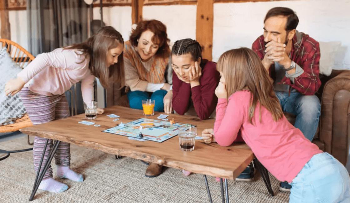 juegos en familia para un cumpleaños