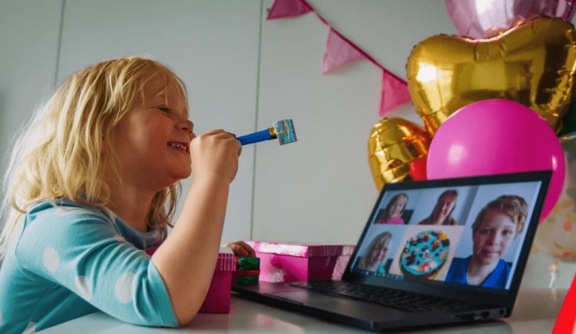 Paso 8: envie recuerdos virtuales de su fiesta de cumpleaños