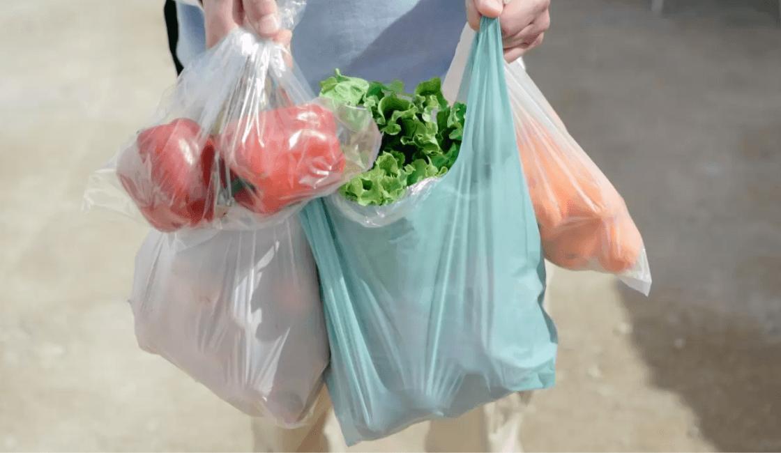 tipos de bolsa de plastico