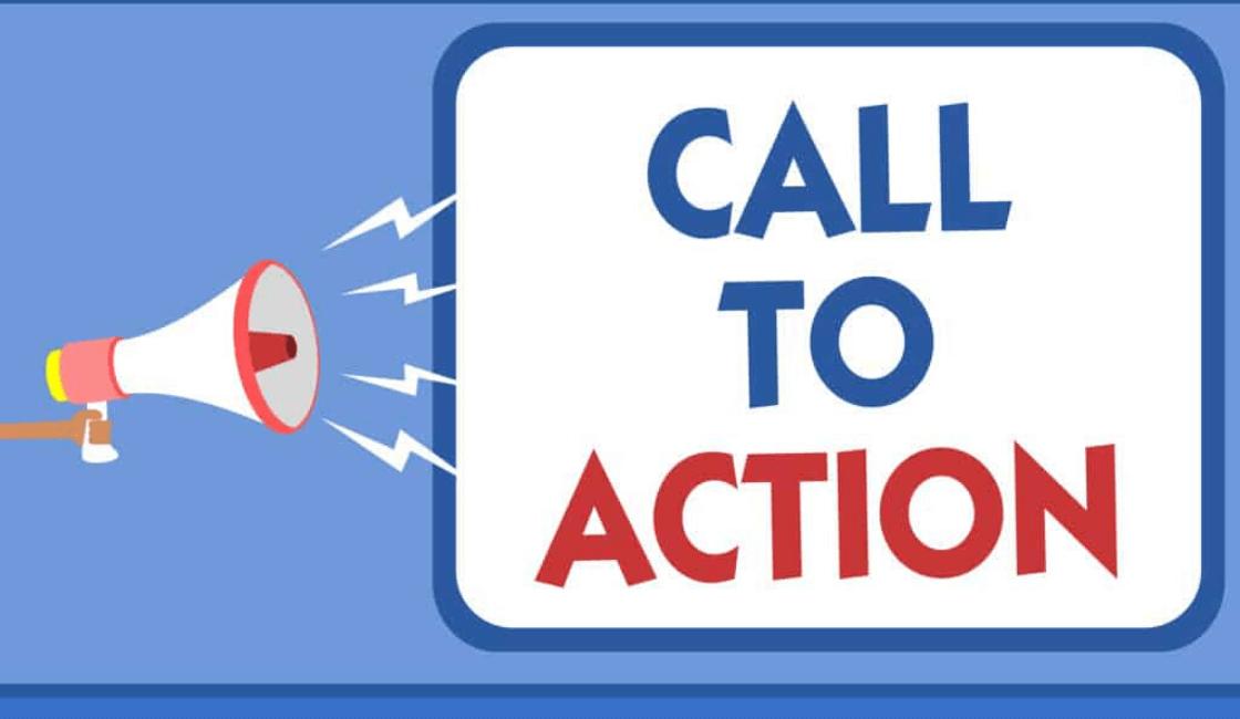 Call to action - videos virales de youtube