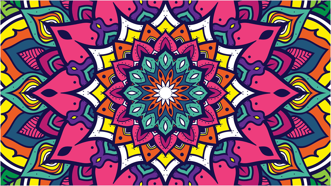¿Qué son las mandalas, su significado de los colores y formas?