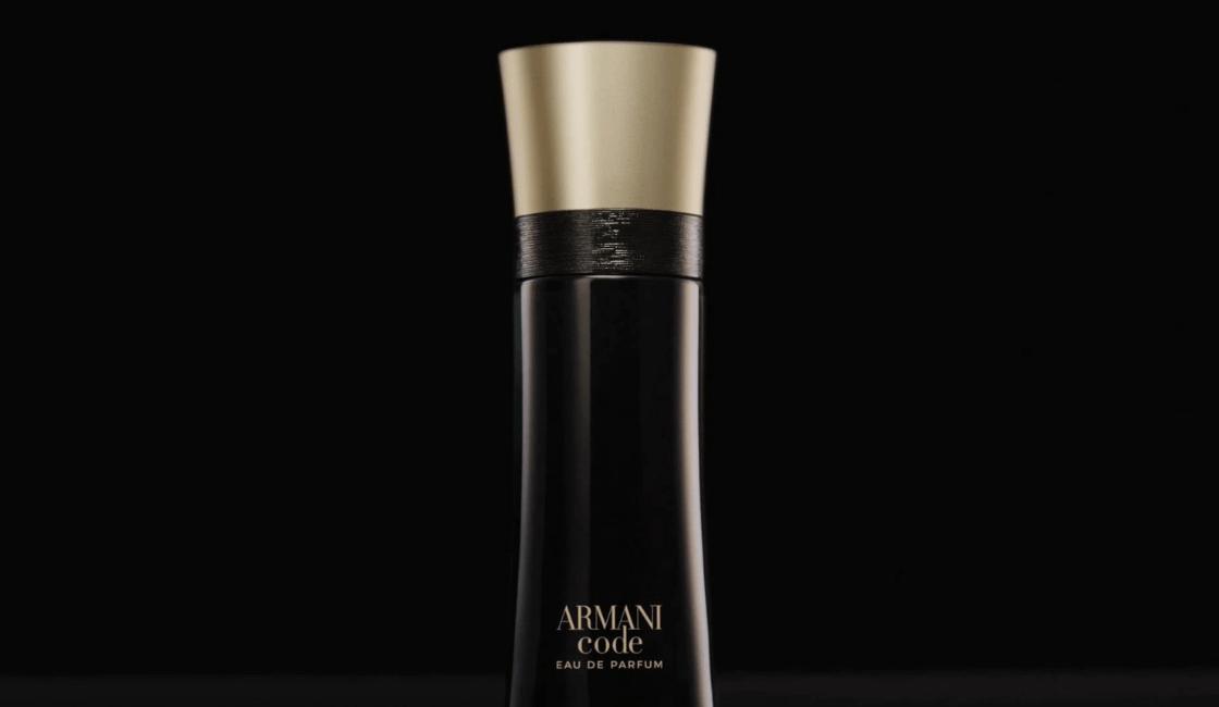 Armani Code perfumes mas vendidos