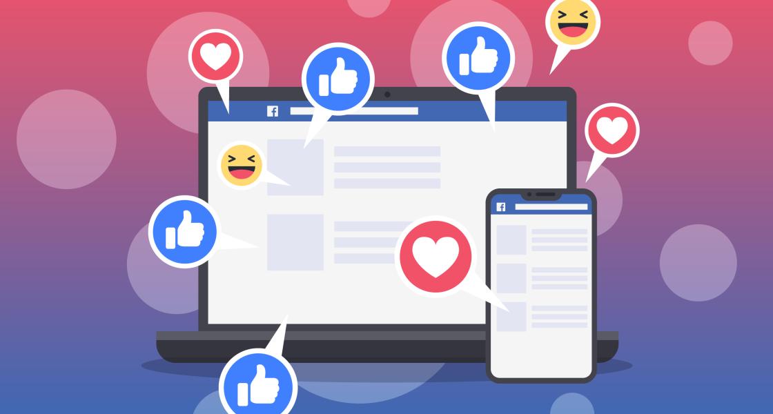Interacion en Facebook
