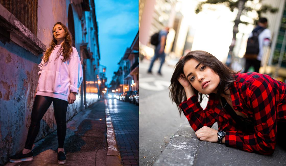 poleras y camisas urbanas
