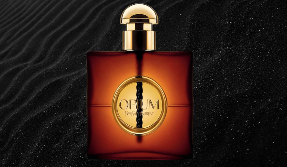 Opium de Yves Saint Laurent perfume