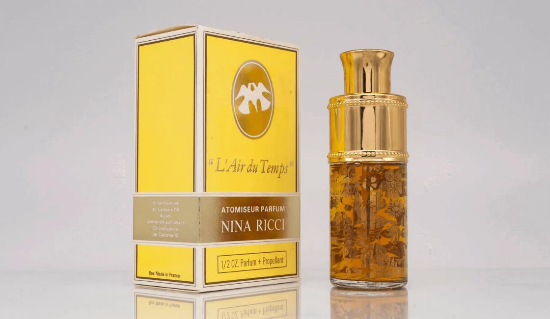 L'air Du Temps de Nina Ricci perfume solicitado